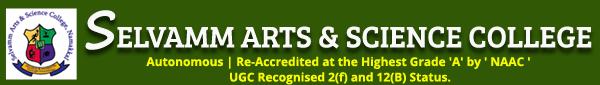 Selvamm Arts & Science College (Autonomous)