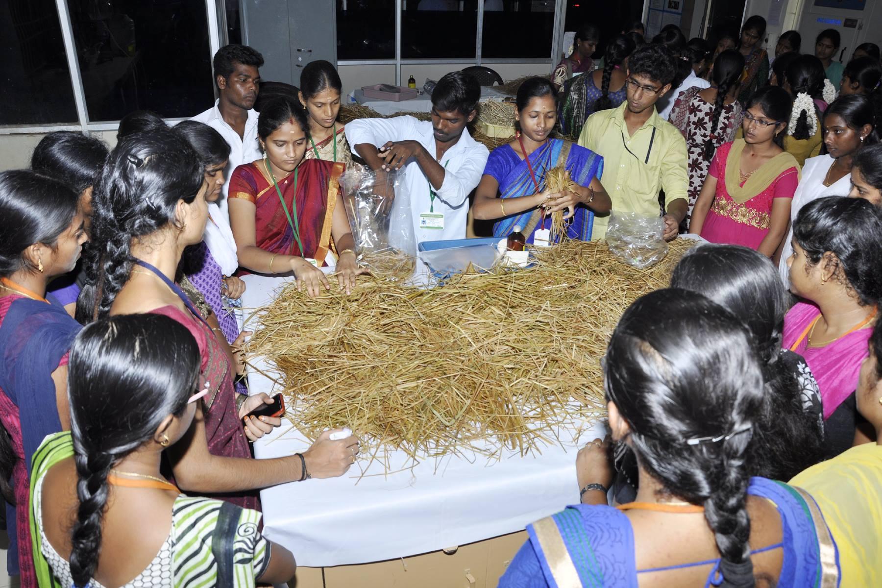 A National workshop on 'Mushroom Cultivation 2015