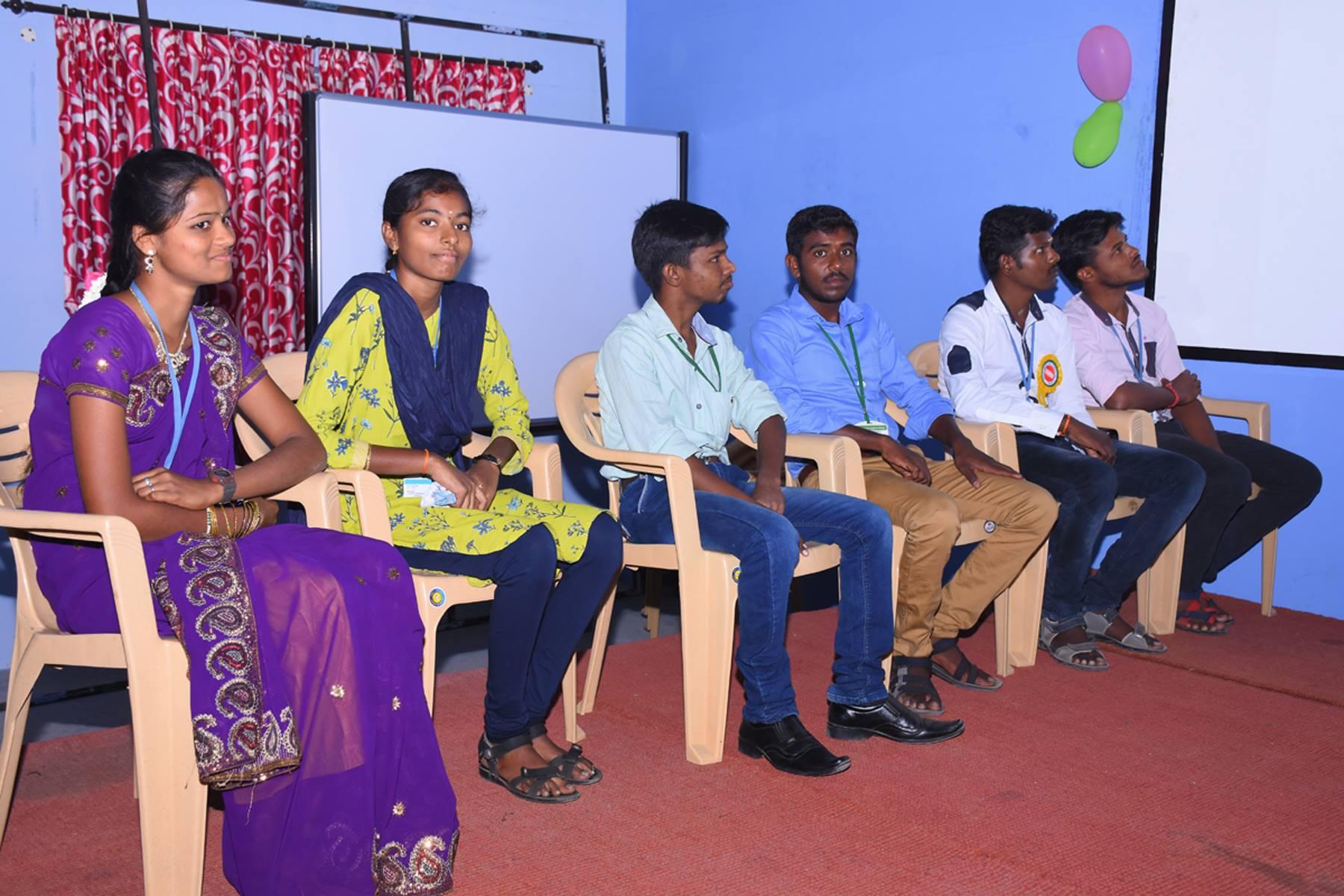 Computer Science Inter-class meet.