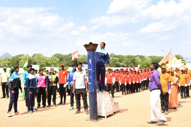 19th Annual Sports Day Celebrations.