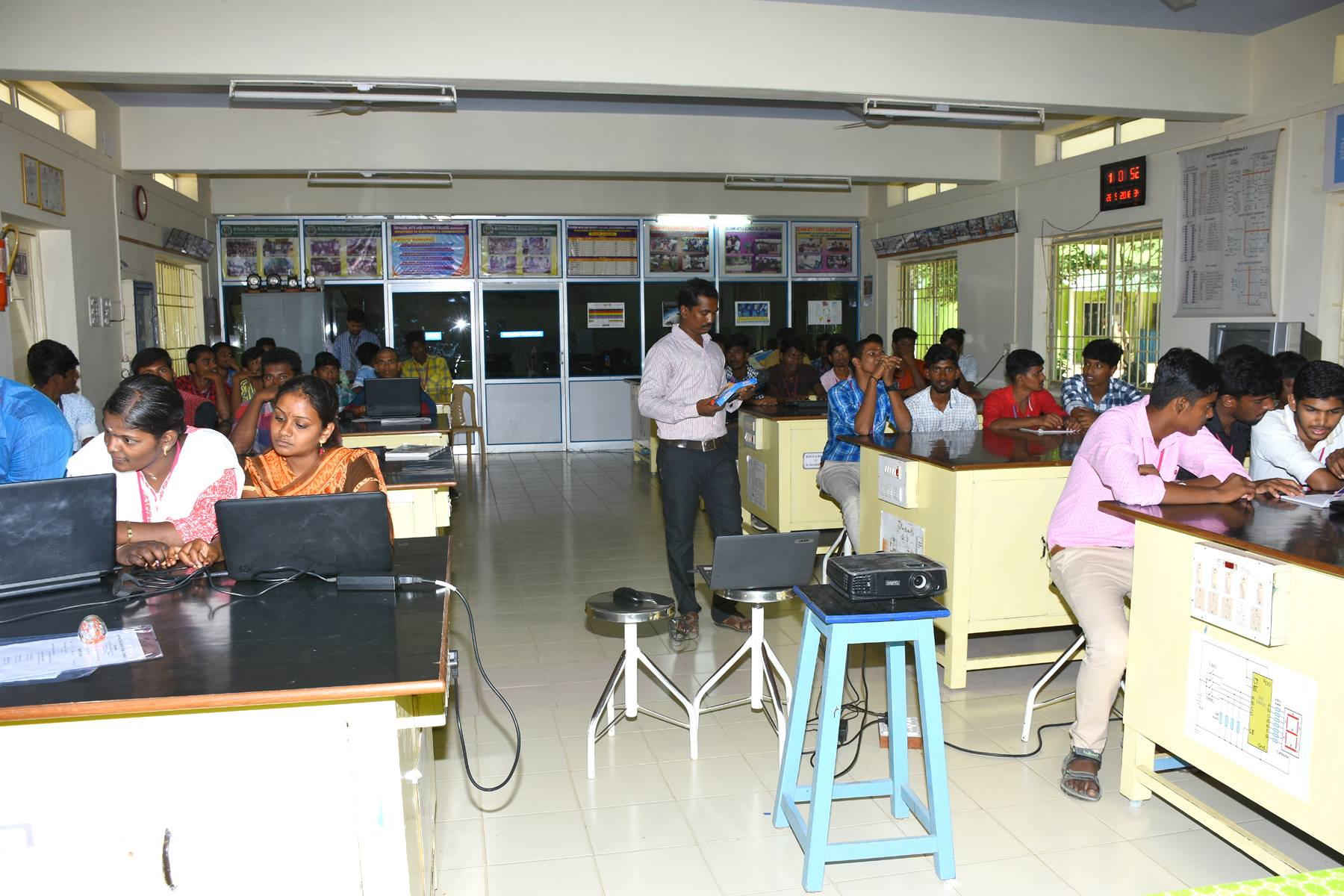 Workshop on Embedded System.