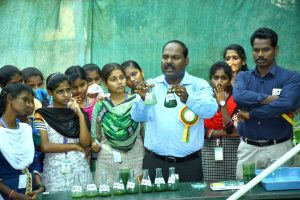 "National Workshop on ""Spirulina Mass Cultivation and Its Recent Advancements"""