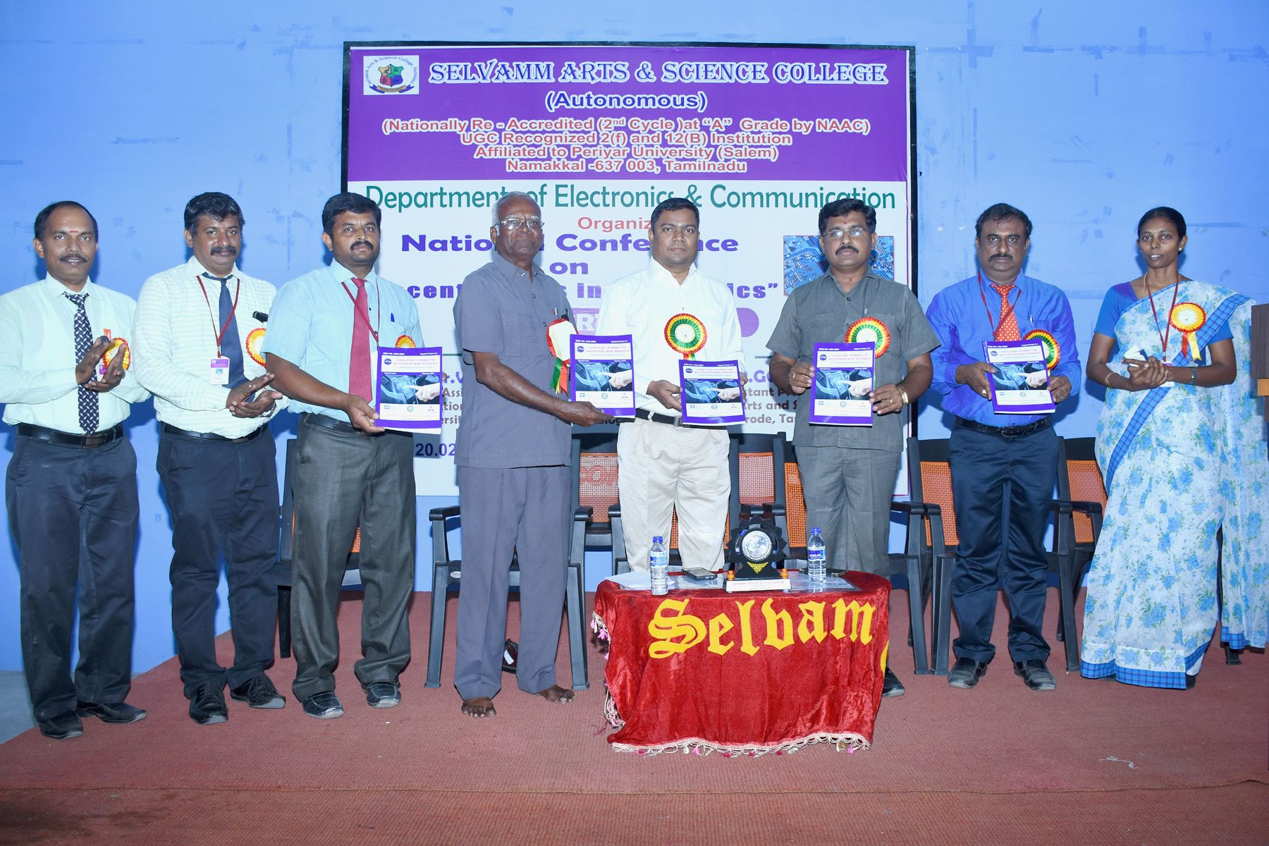 """National conference on """"recent trends in electronics"""""""