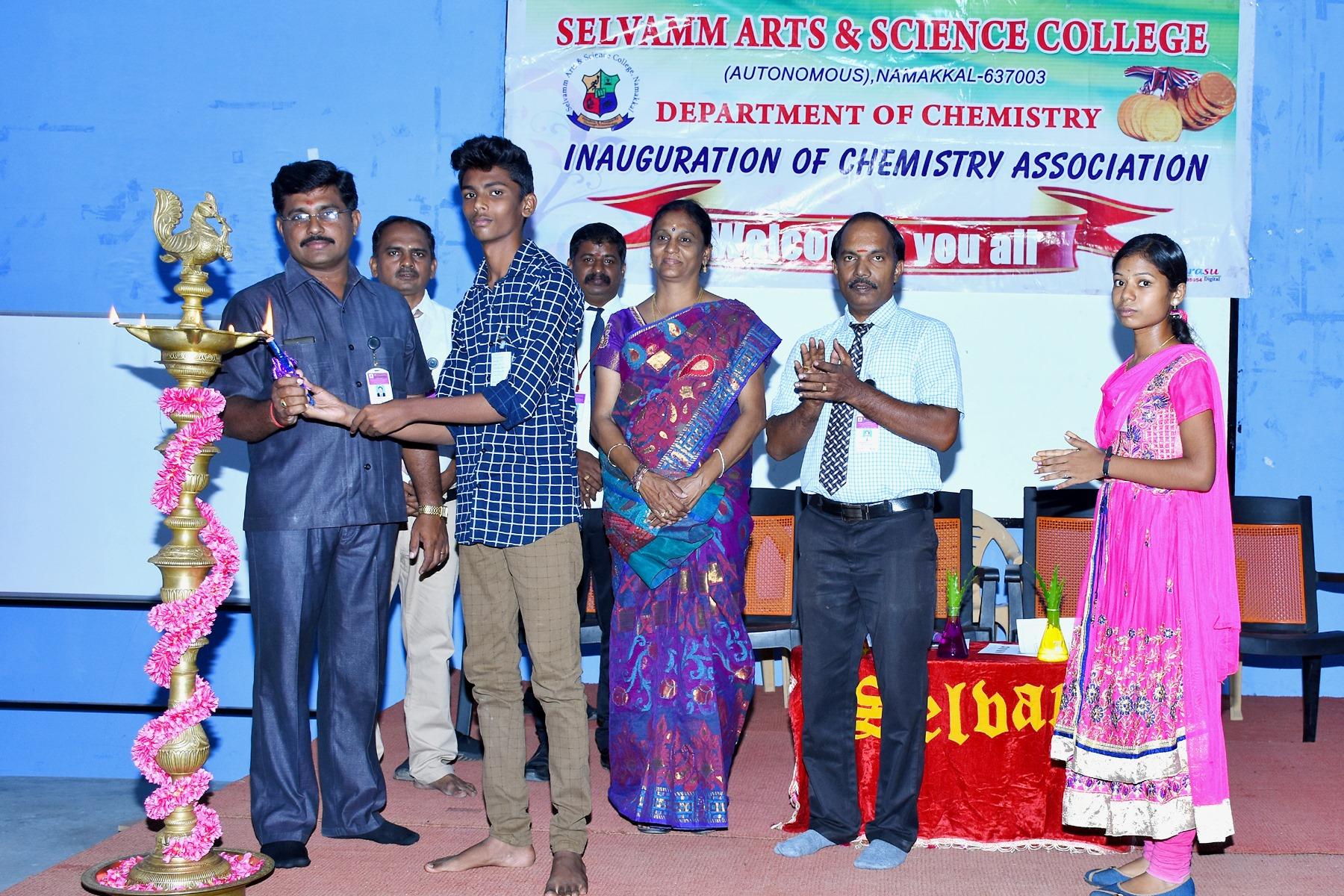 """SELCHE"" Association Inauguration & Seminar."