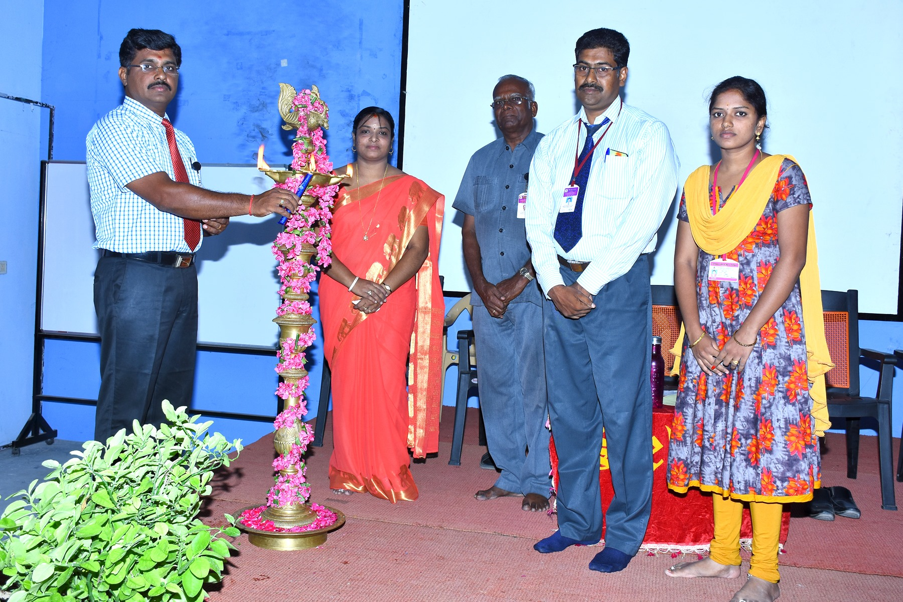 BUSINESS ADMINISTRATION ASSOCIATION INAUGURATION AND SPECIAL LECTURE