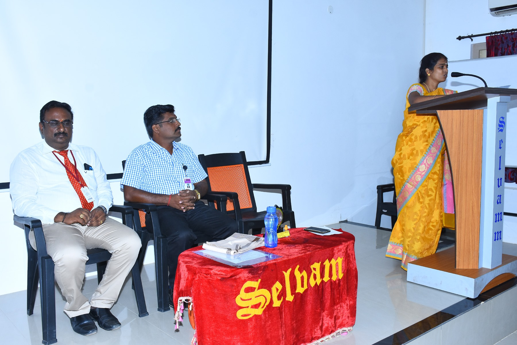 Seminar on Recent Trends, Scopes and Development of Electronics and Communication