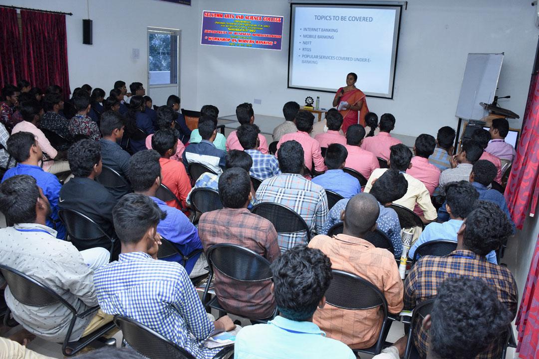 Workshop on Modern Banking