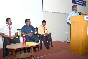 "Special Lecture on ""Balanced Campus Life"""