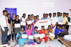 Reliance State level Athletic Meet Over All championship Winner