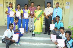 Periyar University Inter Collegiate Cross Country Meet Winner